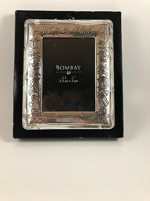 Ay 3 5 X Photo Picture Frame Baby It S A Silver