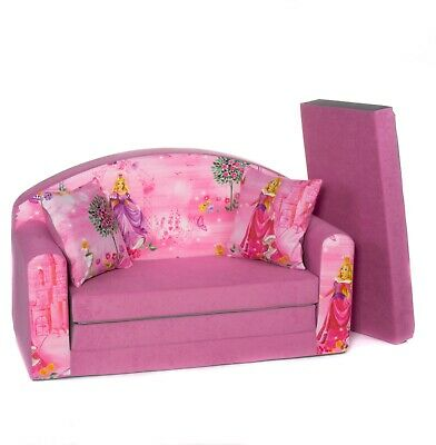 Furniture Kids Sofa Puzzle Foam Bed