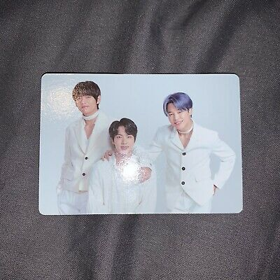 bts map of the soul 7 tour jin jimin taehyung mots7 official photocard