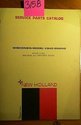 Wisconsin Service Manual Vg4d