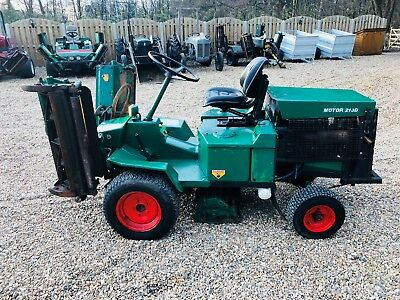Ransomes 213d Manual